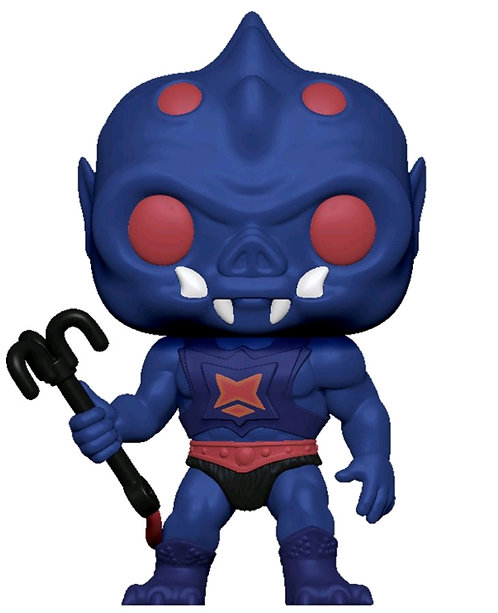 Masters of the Universe - Webstor Pop! Vinyl