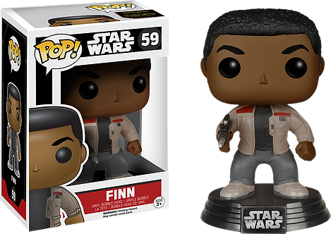 Star Wars - Finn Episode VII The Force Awakens Pop! Vinyl