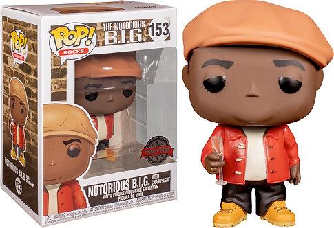 Notorious BIG - Notorious BIG Big Poppa Pop! Vinyl