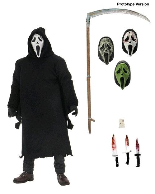 """Scream - Ghostface Ultimate 7"""" Action Figure"""