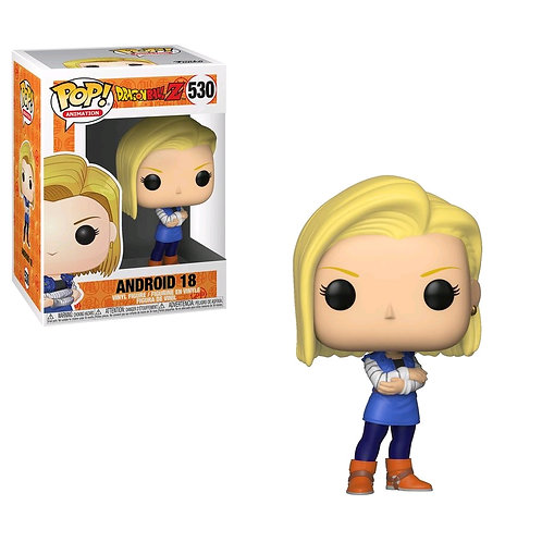 Dragon Ball Z - Android 18 Pop! Vinyl