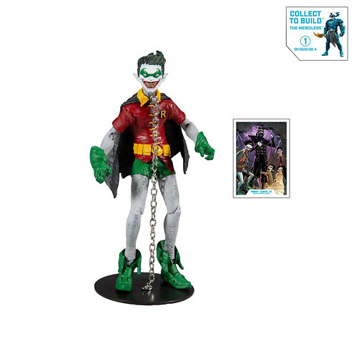 Dark Nights: Metal DC Multiverse Robin Earth-22 Action Figure