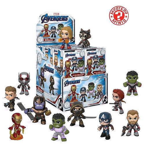 Avengers 4: Endgame - Mystery Minis WM Blind Box Box Of 12