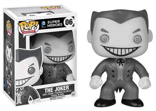 Batman - Joker Black & White US Exclusive Pop!