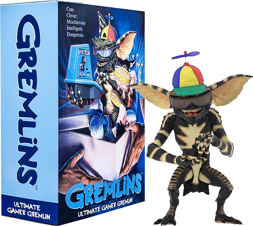 """Gremlins - Gamer Gremlin Ultimate 7"""" Action Figure"""