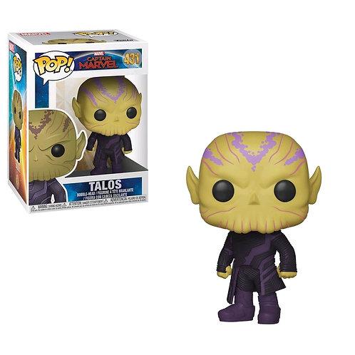 Captain Marvel - Talos Pop!
