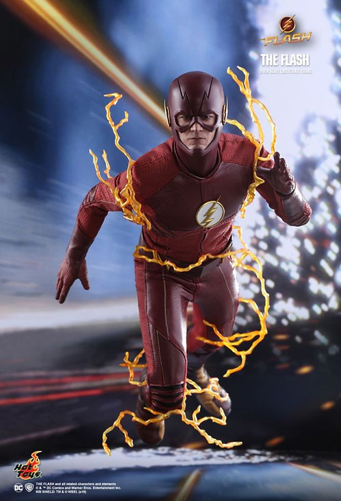 "Flash - Flash TV 1:6 Scale 12"" Action Figure"