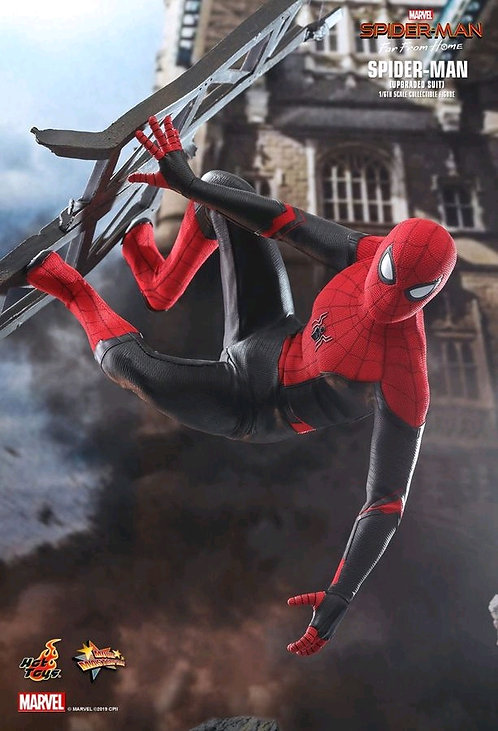 """Spider-Man: Far From Home - Spider-Man Upgraded Suit 12"""" 1:6 Scale Action Figure"""