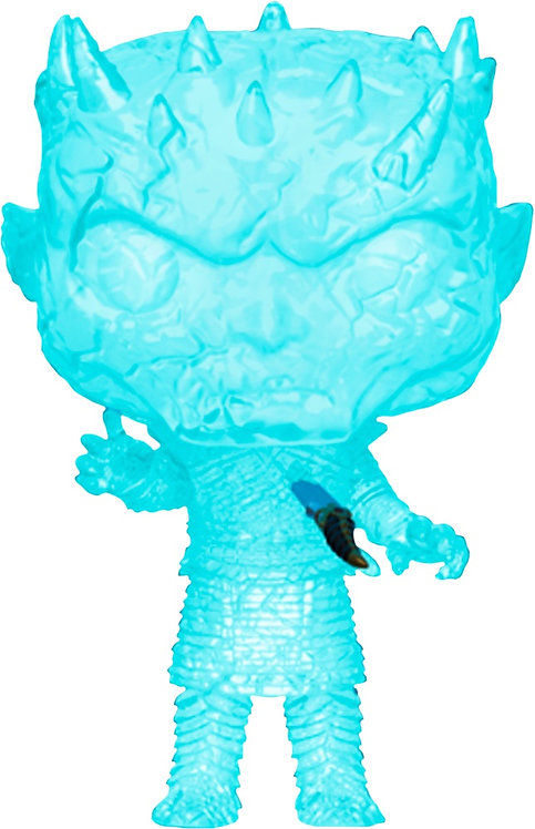 Game of Thrones - Crystal Night King with Dagger Glow US Exclusive Pop! Vinyl