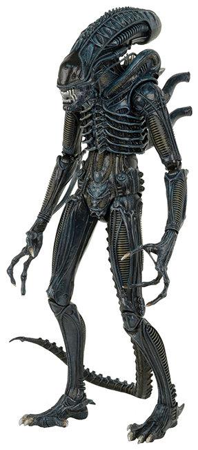 Aliens - Alien Warrior 1986 1/4 Scale Action Figur