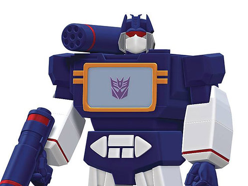 "Transformers - Soundwave 9"" PVC Statue"