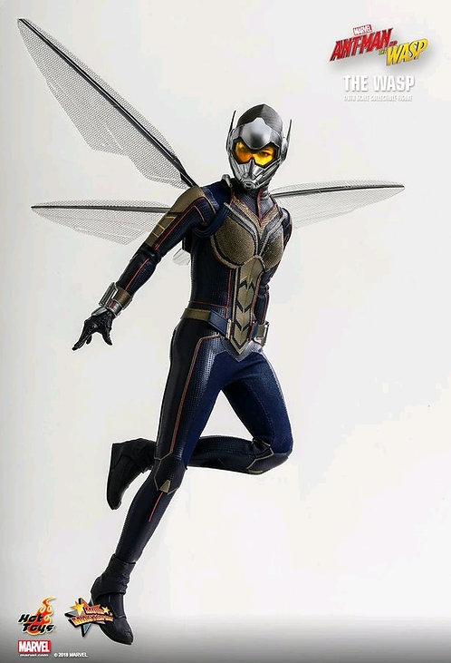 Ant-Man and the Wasp - Wasp 1:6 Scale Action Figure