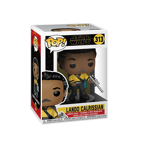 Star Wars - Lando Calrissian Episode IX Rise of Skywalker Pop! Vinyl