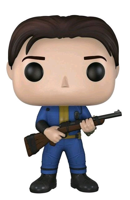 Fallout 4 - Sole Survivor Pop! Vinyl
