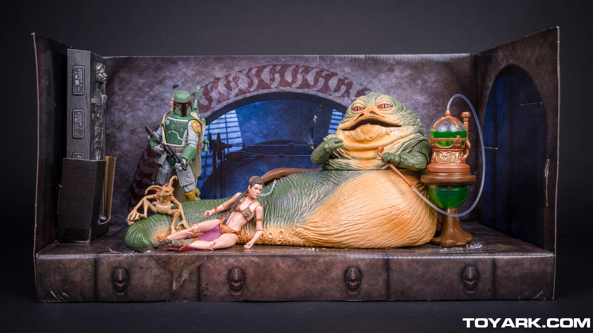 Black Series Jabba S Throne Room