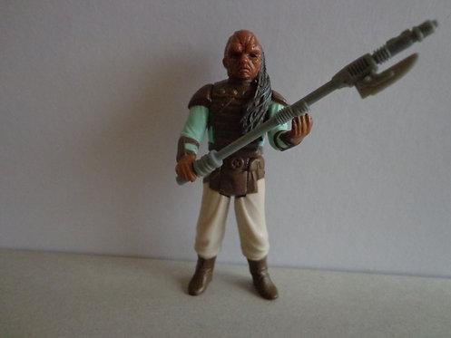 Star Wars Kenner Vintage Weequay Skiff