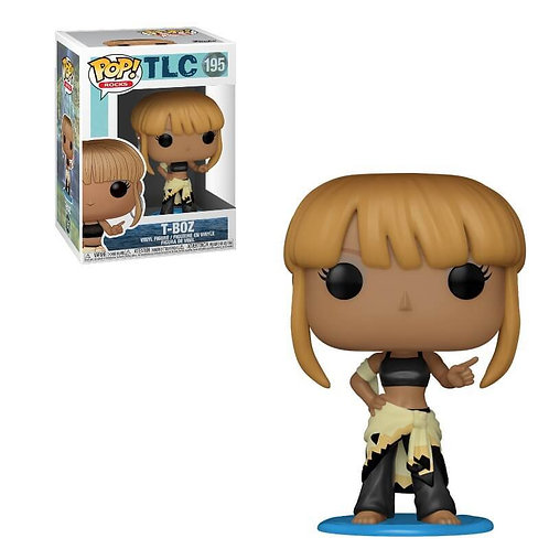 TLC - T-Boz (With Chase) Pop! Vinyl