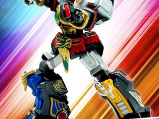 Power Rangers - Metal Power Thunder Megazord