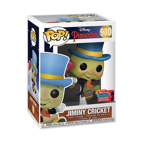 Pinocchio - Jiminy Cricket  NYCC 2020 Exclusive POP!