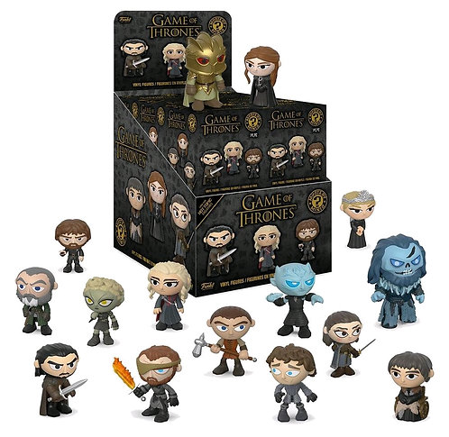 Game of Thrones - Season 10 US Exclusive Mystery Minis Blind Box Of 12