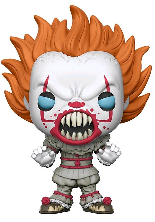 It (2017) - Pennywise with Teeth US Exclusive Pop! Vinyl