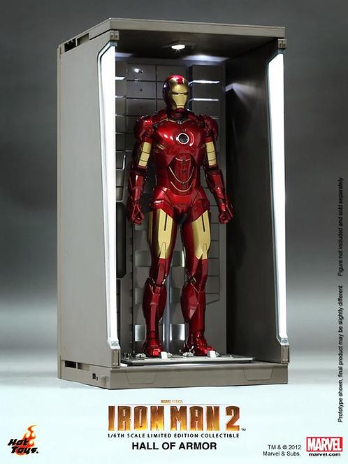Iron Man 3 - Hall of Armour Diorama (Single) 1:6 Scale