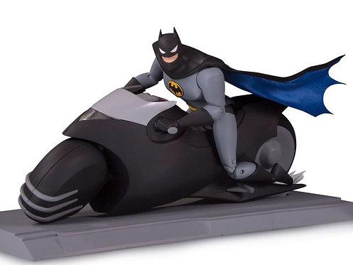 Batman: The Animated Series - Batcycle & Action Figure Set