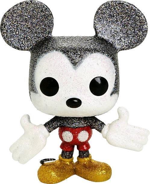 Mickey Mouse - Mickey Mouse Diamond Glitter US Exclusive Pop! Vinyl