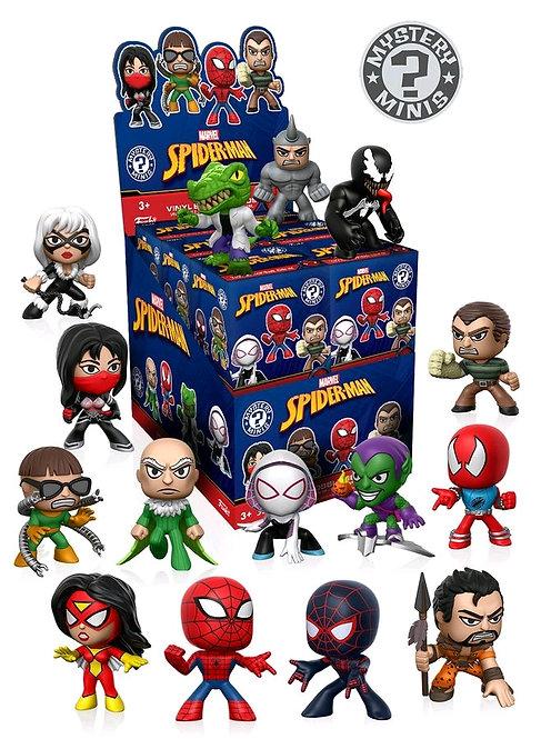 Spider-Man - Mystery Minis Blind Box Set Of 12