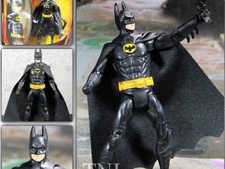 "4"" DC Multiverse Michael Keaton Batman Figure has arrived!"
