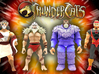 ThunderCats Ultimates by Super7