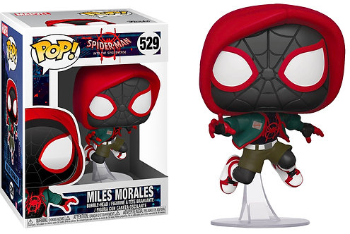 Spider-Man: Into the Spider-Verse - Miles Morales Casual US Exclusive Pop! Vinyl
