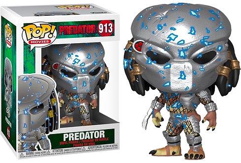 Predator - Predator Electric Armor Blue US Exclusive Pop! Vinyl