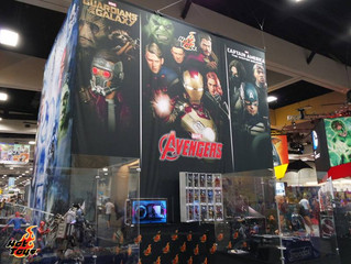 2014 SDCC Preview Night: Hot Toys!