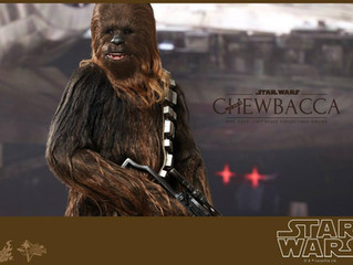 Star Wars Episode IV - 1/6th scale Hot Toys Chewbacca Collectible Figure