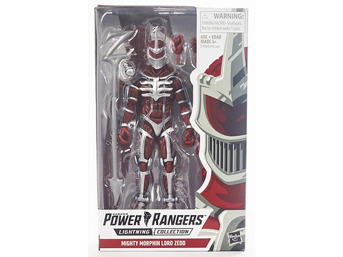 Mighty Morphin Power Rangers Lightning Collection Lord Zedd