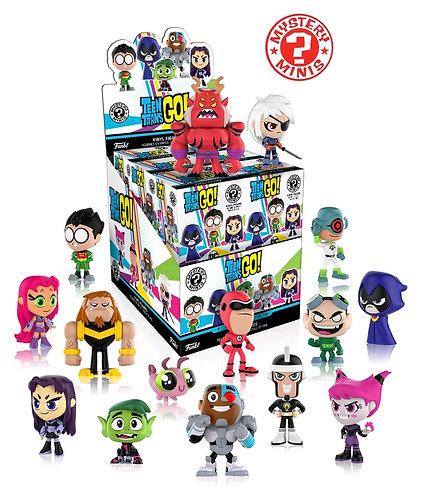 Teen Titans Go! - Mystery Minis Blind Box