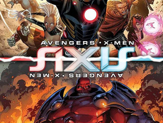 Avengers & X-Men - AXIS Coming this October!