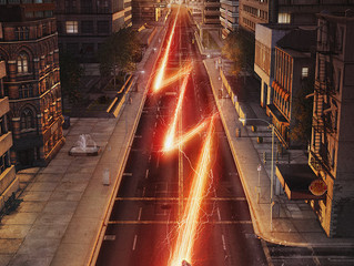 "New ""Flash"" Poster - Discover What Makes a Hero"""