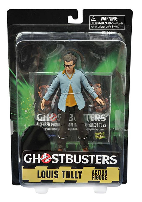 "Ghostbusters - Louis Tully 7"" Action Figure"