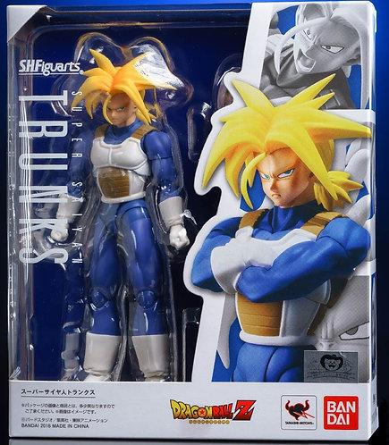 Dragon Ball Z S.H.Figuarts Super Saiyan Trunks