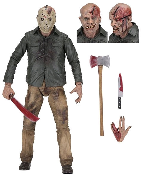 Friday the 13th Part 4 - Jason 1:4 Scale Action Figure
