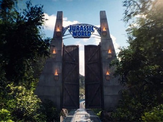 Watch the First Footage From 'Jurassic World'