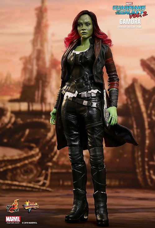 """Guardians of the Galaxy: Vol. 2 - Gamora 12"""" 1:6 Scale Action Figure"""