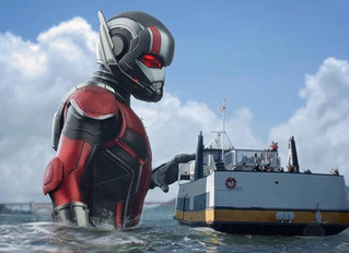 Ant-Man and the Wasp - 1/6th scale Ant-Man Collectible Figure Final Product Photos