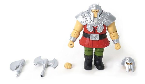 Masters Of The Universe Origins Deluxe Ram-Man Action Figure