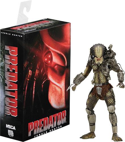 "Predator - 7"" Ultimate Jungle Hunter Action Figure"