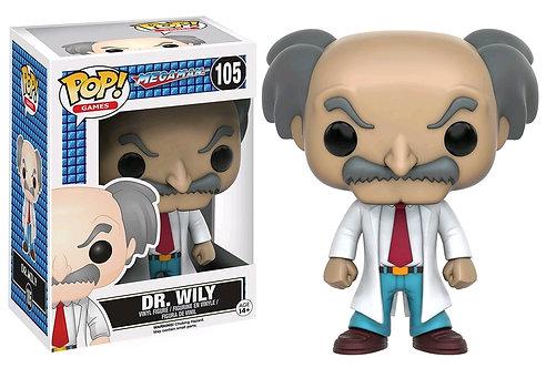 Mega Man - Dr Wily Pop! Vinyl