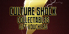 Culture Shock Collectables Gift Vouchers