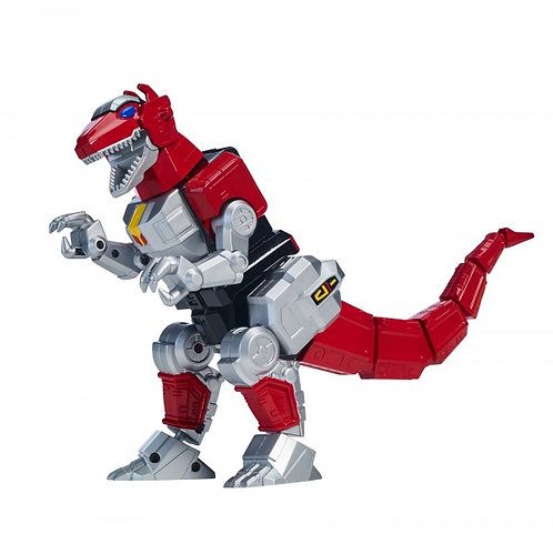 Power Rangers - Red Ranger's T-Rex DinoZord Figure